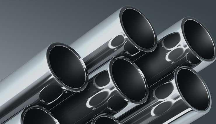 Tubo de aleación de acero inoxidable