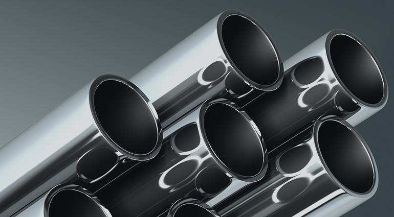 Stainless Steel Alloy Tube